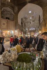 Bazar (hubertguyon) Tags: iran perse persia asie asia moyen middle proche orient east ispahan esfahan isfahan ville city bazar bazaar marché market
