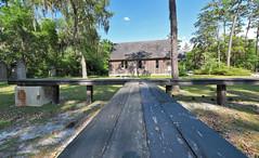 5_weeks_south__409 (kLIMEKk) Tags: usa south 2019 burnt fort chapel cemetery camden county georgia