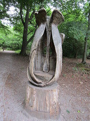 IMG_0591 in the forest (belight7) Tags: tree wood art chainsaw carving nature uk england burnham beeches
