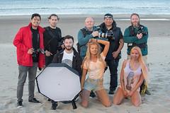 Beach Photoshoot - DSC_0576 (John Hickey - fotosbyjohnh) Tags: 2019 dublinevents may2019 beach portmarnock dublin ireland people person group photographers femalemodel portrait nikon nikond750 outdoor sea seaside flickr