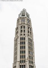 Mather Tower (20190524-DSC08145-Edit) (Michael.Lee.Pics.NYC) Tags: chicago mathertower spire octagonal londonhouse hotelview architecture 75ewackerdrive sony a7rm2 fe24105mmf4g michiganwackerhistoricdistrict