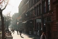 8. Canal Street, Manchester (joe.mckie) Tags: pentaxmesuper 35mm kodakgold200 35mmfilmphotography
