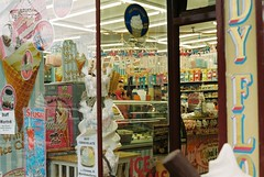 19. Sweet Shop (joe.mckie) Tags: pentaxmesuper 35mm kodakgold200 35mmfilmphotography