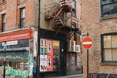 23. Three Billboards Outside Back Piccadilly (joe.mckie) Tags: pentaxmesuper 35mm kodakgold200 35mmfilmphotography