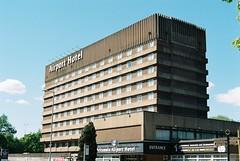 5. Airport Hotel, Northenden (joe.mckie) Tags: pentaxmesuper 35mm kodakgold200 35mmfilmphotography