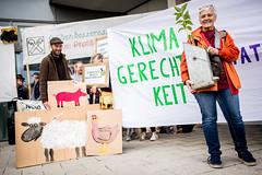 Platz frei für Alternativen statt gutes Klima für Konzerne!