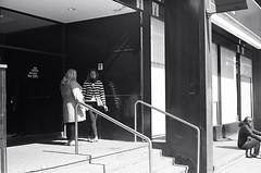 "No Smoking (Xsbmrnr (Please read profile before ""following"") Tags: blackandwhite bandw downtown 35mm 35mmfilm film filmphotography hamilton hamiltonontario kodak people street streetphotography tmax tmax400 urban urbanphotography yashica yashicaelectro yashicaelectro35"