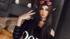 Random 4k (Raven Of Death) Tags: skyrim enb girl tesv 4k