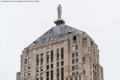 Chicago Board of Trade (20190526-DSC03701) (Michael.Lee.Pics.NYC) Tags: chicago cbot chicagoboardoftrade architecture ceres statue sculpture rooftop loopdistrict sony a7rm2 fe24105mmf4g