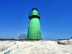 Faro - Lighthouse (simona300) Tags: civitanovamarche marche italy landescape faro porto lighthouse green lovegreen
