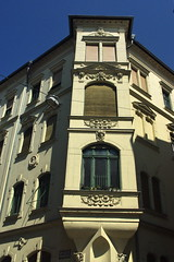 Bow window (Morgause666) Tags: oriel baywindow bowwindow bovindo budapest ungheria magyarország hongrie középmagyarország belvároslipótváros ungheriacentrale