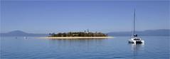 REMY AUSTRALIE BARRIERE DE CORAIL 1919 (REMYRO) Tags: australie barrière de corail bateau ile