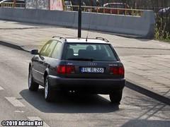 Audi A6 Avant C4 2.5 TDI (Adrian Kot) Tags: audi a6 avant c4 25 tdi