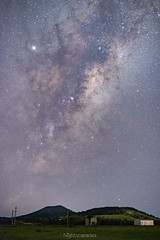 The Milky Way at 50 millimetres (nightscapades) Tags: astronomy astrophotography australia bolong galacticcore jupiter milkyway nature night nightscapes nowra saturn science shoalhaven sky southcoastnsw stars newsouthwales