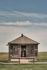 No Wifi (justenoughfocus) Tags: 1880town sonyalpha grass house madewithluminar skylum sonyimages southdakota travel travelphotography midland unitedstatesofamerica