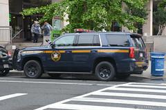 043 National Police Week - New York State Police (rivarix) Tags: nationalpoliceweek washingtondc memorialservice policeman policeofficer lawenforcement cops policecar policevehicle policesuv chevrolet chevysuburban