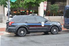 048 National Police Week - U.S. Park Police (rivarix) Tags: nationalpoliceweek washingtondc memorialservice policeman policeofficer lawenforcement cops policecar policevehicle policesuv ford fordexplorerspecialservicevehicle