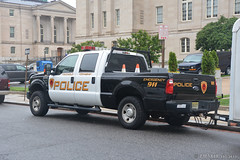 039 National Police Week - Freehold Township (NJ) Police (rivarix) Tags: nationalpoliceweek washingtondc memorialservice policeman policeofficer lawenforcement cops policecar policevehicle fordpolicetruck fordfseries