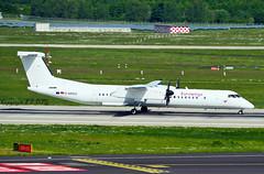 de-Havilland (Canada) DHC-8-402 D-ABQQ Eurowings (EI-DTG) Tags: dusseldorfairport dus 14may2019 bombardier dehavillandcanada dhc8 dash8 dabqq