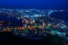 DSC_7328-2-HDR (supervaskywalker) Tags: nikon d810 2070mm f28 夜景 night view はこだてし hakodateshi 北海道 ほっかいどう hokkaidō