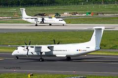 de-Havilland (Canada) DHC-8-402 D-ABQH Eurowings (EI-DTG) Tags: dusseldorfairport dus 14may2019 bombardier dehavillandcanada dhc8 dash8 dabqh