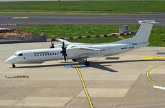 de-Havilland (Canada) DHC-8-402 D-ABQM Eurowings (EI-DTG) Tags: dusseldorfairport dus 14may2019 bombardier dehavillandcanada dhc8 dash8 dabqm