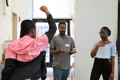 Artist Apprentice Professional Development (Young Audiences MD) Tags: sala2019 summerartslearningacademy sala professionaldevelopment baltimorecitypublicschools baltimorecity tableau sel wholechild socialandemotionallearning
