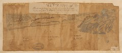 Fortaleza da Barra do Rio Ceará (Arquivo Nacional do Brasil) Tags: planta mapa mapas mapaantigo fortalezadabarradorioceará arquivonacional arquivonacionaldobrasil