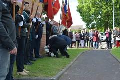 Hommage aux fusillés Polonais (Mairie de Carvin) Tags: weekend 2019 juin souvenir mémoire ancienscombattants hommage cérémonie fusillés polonais