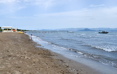 Sand beach at Corfu (Adnan T.) Tags: corfu greece sand beach island grichenland korfu sea seaside spring spring2019 springtime mai may2019 may outdoor travel traveling traveler travelblog explore europe world vacation holiday visit tourism tourist photography photographer photolovers landscape nikonphotography nikonphoto nikon day daylight daytime sky lovely disocver explorer