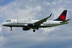 C-FEJP (Air Canada Express - Sky Regional) (Steelhead 2010) Tags: aircanada aircanadaexpress embraer yyz creg emb175 cfejp