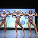 Womens BB Heavyweight 3rd Calmeira 1st Squires 3rd Chohan