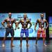 Mens Physique Masters A 2nd Keirouz 1st Aboulian 3rd Inigo