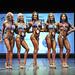 Bikini C 4th Gladstone 2nd Zhbanova1st Pinto 3rd Sullivan 5th Lubin