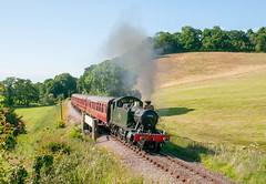Castle Hill 276.jpg (alanturner317) Tags: tank prarie year2010 quantockbelle gwr railways passenger up 5553 westsomerset