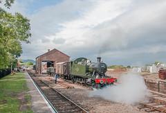 Dunster 209.jpg (alanturner317) Tags: tank up goods gwr railways year2011 prarie 5553 westsomerset