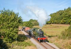 Leigh Woods 44.jpg (alanturner317) Tags: tank up year2005 goods gwr railways prarie 5553 westsomerset