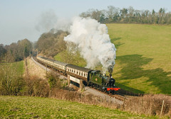 Castle Hill 180.jpg (alanturner317) Tags: tank locations up passenger castlehill gwr railways prarie year2008 5553 ch3 westsomerset