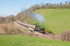Castle Hill 411.jpg (alanturner317) Tags: tank locations 5553 year2012 passenger gwr railways castlehill up prarie ch3 westsomerset