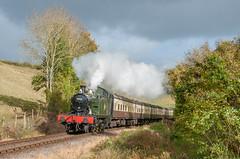 Kentsford 209.jpg (alanturner317) Tags: tank 5553 gwr railways passenger year2009 prarie down westsomerset