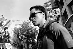 Taipei (Vanssk8) Tags: taiwan taipei streetsnap streetsnaps streetphotography blackandwhite people fujifilm x100f 35mm