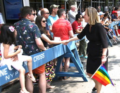 """20190602.Queens Pride Parade 2019 • <a style=""""font-size:0.8em;"""" href=""""http://www.flickr.com/photos/129440993@N08/48000572586/"""" target=""""_blank"""">View on Flickr</a>"""
