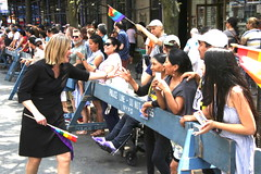 """20190602.Queens Pride Parade 2019 • <a style=""""font-size:0.8em;"""" href=""""http://www.flickr.com/photos/129440993@N08/48000573321/"""" target=""""_blank"""">View on Flickr</a>"""