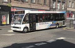 Borders Buses Optare Solo MX07NTU 10701 (Daniely buses) Tags: serviceb1 10701 mx07ntu optaresolo wcm westcoastmotors bordersbuses