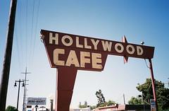 Lodi, CA (bingley0522) Tags: olympusxa agfavista400 lodi centralvalley smalltowns urbanlandscape commonplacethings ordinarythings signs