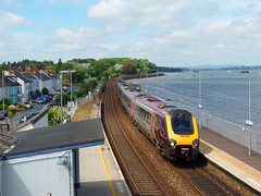1V52 Voyager Starcross (Marky7890) Tags: xc class220 voyager railway 1v52 starcross devon rivieraline train