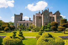 Levens Hall   Cumbria   May 2019 (Pilot Tris) Tags: thelakedistrict thelakes lake district holkerhall water birds trees tree beach mountain mountains hill grasmere levenshall cumbria holiday relax holidays raf aviation tucano flowers sun sea topiary pond rocks ambelside lakesidehaverthwaite lakesidehaverthwaiterailway railway steam train trains track tracks carriage cruise boat lakeside haverthwaite garden gardens house hot avgeek hercules lakewindermere windermere lakes sheep lamb lambs river