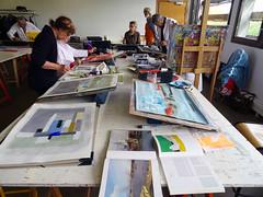 #GrandPublic/Peinture couleur/ E. Mies Wallet (esamCaenCherbourg) Tags: esamcaencherbourg grandpubliccaen 201819 atelieradultes elisabethmieswallet peinture esampeinturecouleuremw