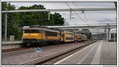 NS 1766 + 7314, Arnhem Centraal (25-05-2019) (Teun Lukassen) Tags: ns ddar 1700 arnhem centraal zutphen eindhoven treinen trains züge