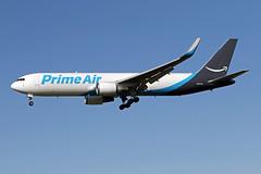 B767-3.N1373A (Airliners) Tags: amazon primeair amazonprimeair 767 b767 b7673 b767300 b76731k b767f boeing boeing767 boeing767300 boeing76731k 767fboeing freighteratlasatlas air iad n1373a 6319